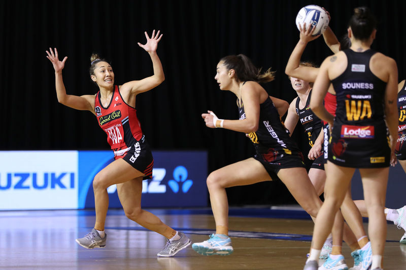 Tactix and Magic fight it out to another nail-biting draw